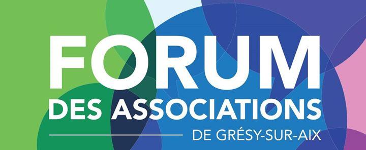Forum des associations – vendredi 8 septembre