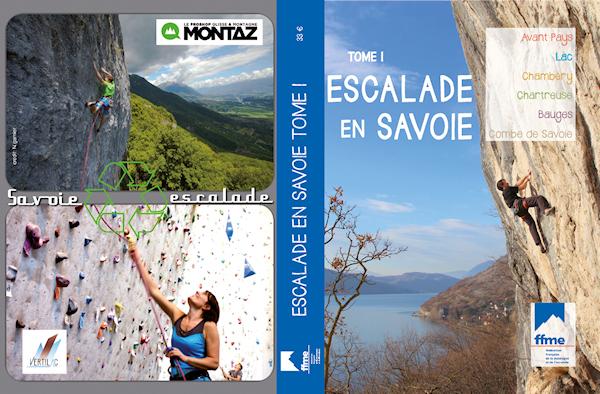 Topo escalade Savoie